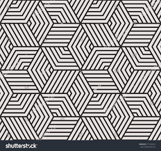 pattern is linear seamless linear pattern stylish texture repeating stock vector hd