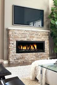 contemporary vent free gas fireplace insert inserts prices natural