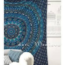 indian elephant camel mandala queen size boho wall bedding