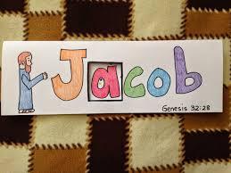 children u0027s bible lessons lesson jacob goes home