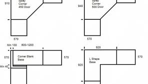 Standard Kitchen Base Cabinet Sizes Kitchen Cabinets Sizes Dimensions Exitallergy Com