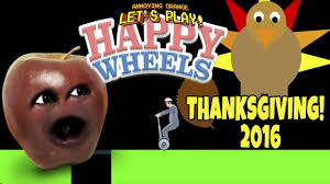 apple plays happy thanksgiving wheels