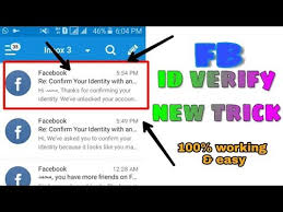 fb update how to verify old fb id in new update 100 working youtube