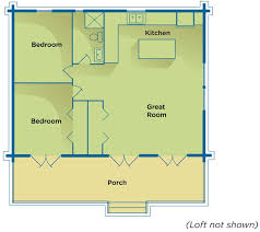 square floor plans for homes basic cabin floor plan just needs a utility room and big