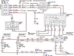 f250 turn signal switch wiring diagram turn signal schematic