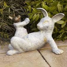 bunny statue wayfair