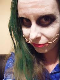 joker makeup for women the dark knight female joker halloween