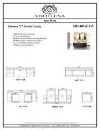 bathroom vanity sizes chart bathroom mirror cabinet with lights