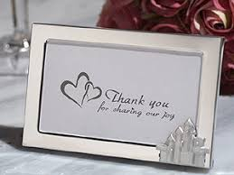 picture frame wedding favors photo frame favors cassiani collection favors