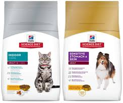 free bag of hills science diet dog or cat food at petsmart