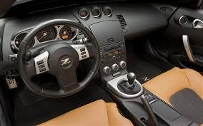 Nissan 350z Interior - 2009 nissan 350z image