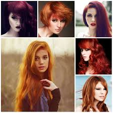 shades of red hair color for 2017 2017 color hair shades