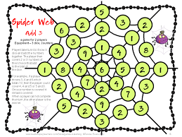 Spider Worksheets Fun Games 4 Learning October 2012