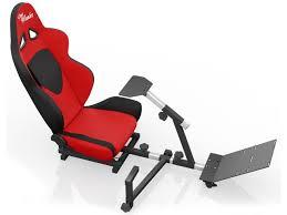 openwheeler advanced racing seat driving simulator gaming chair
