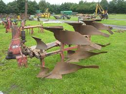 massey ferguson 260 reversible plough