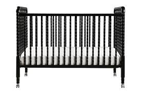 Black Baby Bed Jenny Lind 3 In 1 Convertible Crib Davinci Baby