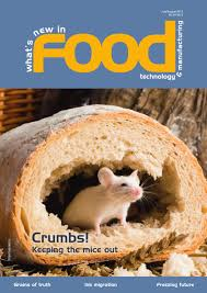 what u0027s new in food technology july august 2012 by westwick farrow