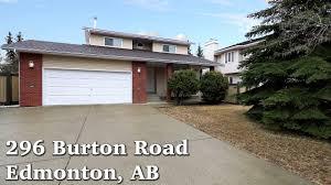 5 Bedroom Home 296 Burton Road Edmonton 5 Bedroom Home For Sale Youtube