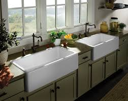 square kitchen sink kitchen square shape white wash basin copper faucet olive counters