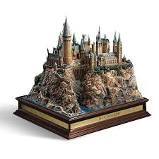 noble collection nn7074 harry potter hogwarts diorama amazon co
