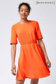 buy women u0027s dresses warehouse orange from the next uk online shop