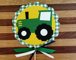 deere cake toppers deere cake toppers etsy ie
