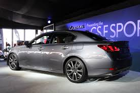 lexus gs350 f sport lowered lexus gs 350 f sport interior and exterior car for review