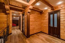 log cabin floors how much does it cost to build a log cabin the ultimate cost