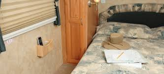 Luan Panels Covered With Decorative Vinyl How To Safely And Securely Mount Things On Your Rv Wall