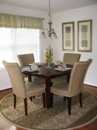 round rug for under kitchen table rug under round kitchen table home design ideas