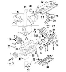 parts com mitsubishi montero sport engine trans mounting oem
