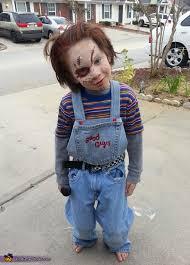 Chucky Costume Halloween Chucky Homemade Halloween Costume