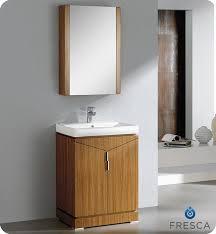 Oak Bathroom Cabinets by Fresca Elissos 24