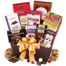 fathers day basket s day chocolate gift basket by gourmetgiftbaskets