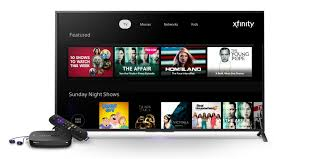 xfinity online light not on comcast s xfinity tv app treats your roku like a cable box
