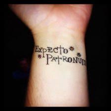 potter spell tattoos u2013 part 2