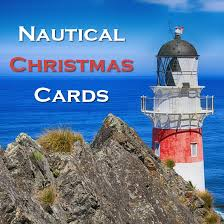 personalized boxed christmas cards nautical themed christmas cards boxed photo and personalized