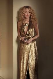 gold party dress party dress inspired by blair waldorf and serena der