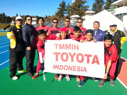 toyota motor corporation ekiden 2016 news u0026 update pt toyota motor manufacturing indonesia