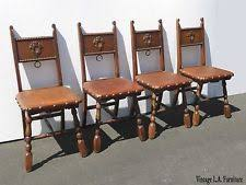 Spanish Colonial Dining Chairs Spanish Furniture Ebay