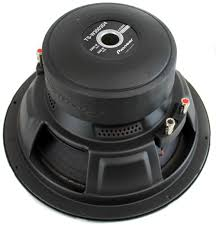 use car subwoofer in home theater pioneer ts w3003d4 12