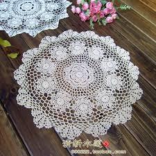 napperon de cuisine livraison gratuite zakka coton crochet napperon photographie
