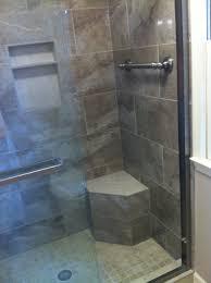 new shower with creekside porcelain tile from floor u0026decor and moen