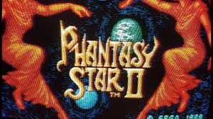 Phantasy Star Maps Sega Keeps Getting Better In Phantasy Star Ii Youtube