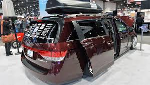 bisimoto odyssey interior bisimoto 2014 honda odyssey packs 1 029 hp plus the kids auto