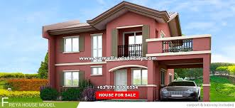 camella vista city freya house and lot for sale in vista city