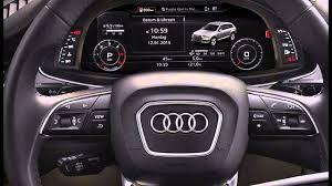 Audi Q7 Colors - 2016 audi q7 interior youtube