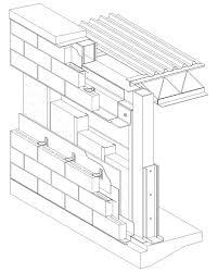 cinder block wall design inexpensive concrete block retaining wall