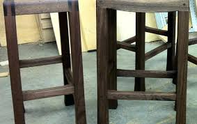 oak saddle bar stools oak saddle bar stools padded wide saddle seat oak bar stools in