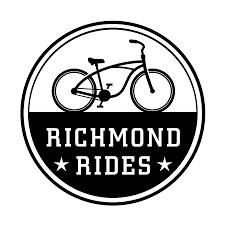 cazadores logo gray t shirt u2014 richmond rides bike tours